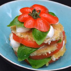 Rezept Tomate Mozzarella